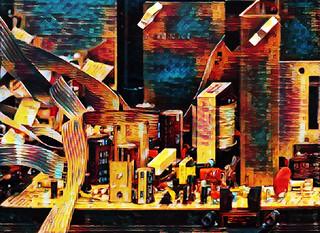 The Circuitboard City