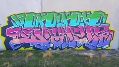 Suer... (colourourcity) Tags: streetart streetartnow streetartaustralia graffiti awesome melbourne burner letters heater colourourcity colourourcitymelbourne original suer tbs ssb kog drug thebrothers
