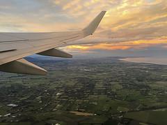 Leaving (syf22) Tags: downunder newzealand kiwi maori holiday journey travel plane flying airplane aeroplane aeronautical onthewing wing leaving jet jetplane goinghome flight