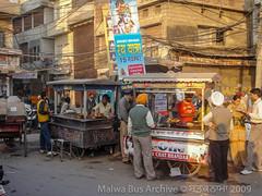 Ludhiana, Punjab (Malwa Bus Archive) Tags: 2009 india malwabusarchive punjab studio1937 travel ludhiana traffic
