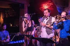 20180106_0262_1 (Bruce McPherson) Tags: brucemcphersonphotography theelectricmonks timsars emilychambers brendankrieg guiltco livemusic jazzmusic livejazzmusic saxophone trombone guitar electricguitar electricbass bass drums jazzdrummer lowlight lowlightphotography concert gastown vancouver bc canada