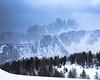 Heavy snow (Ettore Trevisiol) Tags: ettore trevisiol nikon d7200 d300 friuli tree sunset blue hour goldenhour dolomiti snow cortina dolimites winter