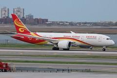 B-2739 | Boeing 787-8 Dreamliner | Hainan Airlines (cv880m) Tags: newyork jfk kjfk kennedy aviation airliner airline aircraft jetliner airplane boeing b2739 787 788 7878 dreamliner hainan hainanairlines hna china