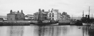 Glasson Dock - early 1950s