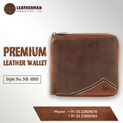 Leather Wallet (Leatherman Fashion) Tags: leather wallet shopping