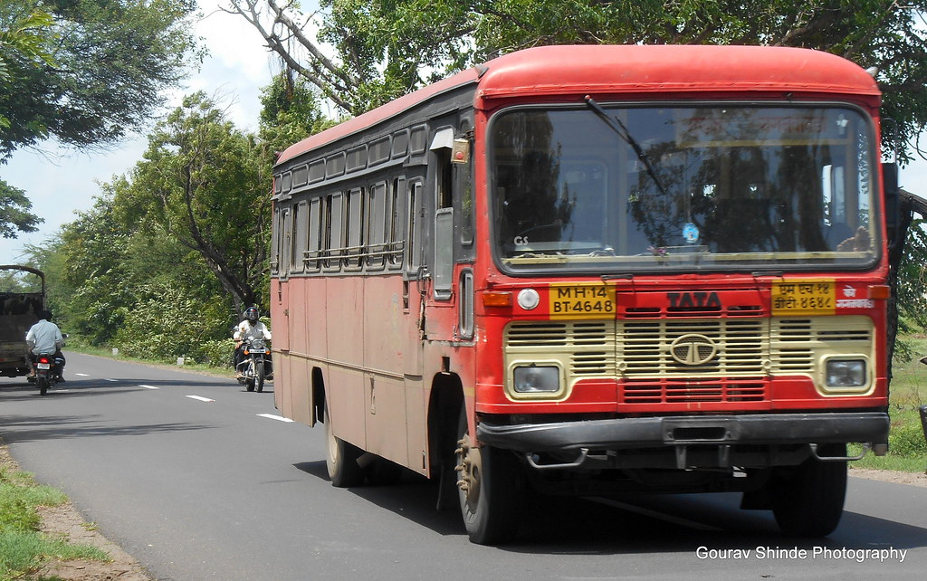 The World S Best Photos Of Msrtc Flickr Hive Mind
