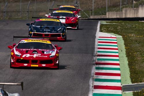 "Ferrari Challenge Mugello 2018 • <a style=""font-size:0.8em;"" href=""http://www.flickr.com/photos/144994865@N06/41083341614/"" target=""_blank"">View on Flickr</a>"