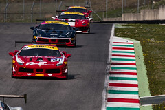 "Ferrari Challenge Mugello 2018 • <a style=""font-size:0.8em;"" href=""http://www.flickr.com/photos/144994865@N06/41083341614/"" target=""_blank"">View on Flickr</a>"
