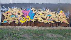 Peps... (colourourcity) Tags: streetart streetartnow streetartaustralia melbourne melbournestreetart melbournegraffiti graffiti graffitimelbourne colourourcity nofilters awesome original peps pepske cka afp msa