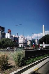 Buenos Aires (vanesastephani) Tags: vsco buenosaires argentina obelisco sky urban city street lifestyle photography view photographer