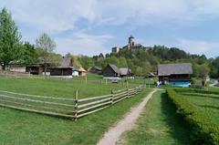 Zamek i skansen w Starej Ľubovni - Słowacja (WMLR) Tags: hd pentaxda 2040mm f284 limited pentax k5iis
