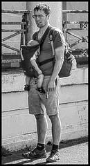 Man is Stone 07 (lightandform) Tags: strong endurance posers runners marathon street attitude rest stone masculin men people tense