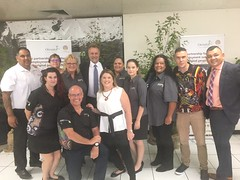 NSW ALC Indigenous Business and Employment Hub, Sydney, 23/03/2018