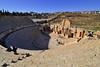 The South Roman Theater at Jarash - Jordan. (hanna_astephan) Tags: jordan jordania jordanien jerash jarash romans teatro history heritage ruins