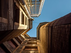 Geometry (pilot3ddd) Tags: stpetersburg yardofvasilievskyisland architecture olympusomdem5markii olympusmzuiko1240mmf28pro
