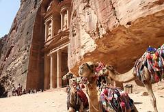 (claudiophoto) Tags: middleeastern petra jordan valley historytown beautifulplace unescoheritage monument
