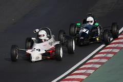 9h - Robert Whelan gets ahead of Payne (Boris1964) Tags: 2006 formulafordfestival brandshatch