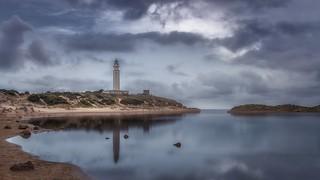 Trafalgar Lighthouse.