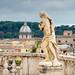 Rome - Rione II Trevi - Palazzo del Quirinale - Giardino