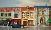 Streets of Kesarel (AdNorrel) Tags: lego moc minifig legocity legotown legostreet legoauto