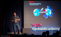 Mr.Hemanth M Rao (TEDxGlobalAcademy) Tags: tedxglobalacademy