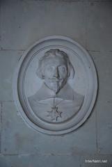 Замок Шенонсо Барельєфи InterNetri  France 087