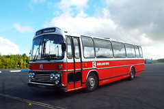 0674-10 (Ian R. Simpson) Tags: soa674s leyland leopard plaxton supreme midlandred midlandredwest nationalbuscompany nbc preserved coach 674 showbus2017