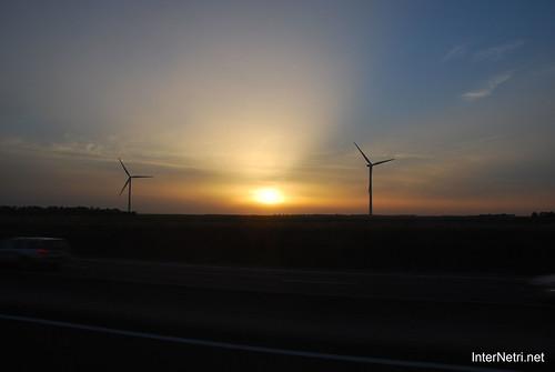Вітрогенератори InterNetri  France 25