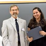 Suvarna Menon: Sarah C. Mangelsdorf Award