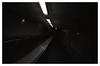 U-Bhf Spandau (jmvanelk) Tags: berlin germany blackwhite analog filmisnotdead expiredfilm fujineopan1600 nikonf100 tunnel spandau ubhfspandau