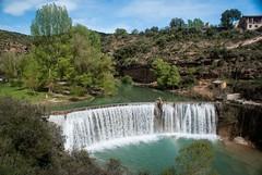 Au pays d'Aragon (PierreG_09) Tags: espagne aragon spain españa barrage cascade somontano sierradeguara coursdeau rivière alacanadre bierge