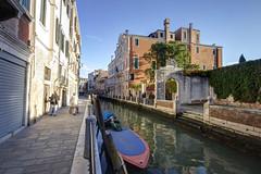 VENEZIA. IL RIO MARIN. (FRANCO600D) Tags: venezia venecia venice venedig ve serenissima canale fondamenta riomarin fondamentadeigarzoti italia italie italien italy bellitalia veneto canon eos600d sigma franco600d 587 29 10
