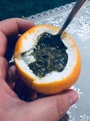 Granadilla! (edgarzunigajr) Tags: granadilla fruit breakfast grenadia sweet citrus bogotá colombia