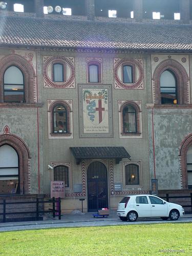 Замок Сфорца, Мілан InterNetri Italy 167