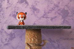 domestic tiger (notatoy) Tags: funko dorbz disney aladdin rajah tiger figure toy pet