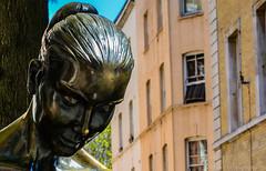 City Statue (Midgard Photography UK) Tags: ballet city depth london lonely statue street wonder