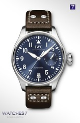 IWC Schaffhausen – BIG PILOT's Watch Edition Le Petit Prince Strap by Santoni (Ref. IW501002)-front (Watches 7) Tags: iwiw501002 iwc bigpilot lepetitprince iwcschaffhausen 2018 pilot