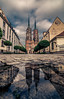 After the rain (Vagelis Pikoulas) Tags: water rain reflection reflections wroclaw poland europe church architecture travel canon 6d tokina 1628mm landscape city cityscape urban sky skyscape clouds cloudy cloud cloudscape lightroom may spring 2018