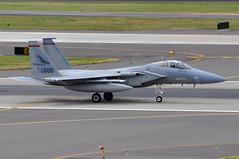 United States Air Force (Oregon Air National Guard) - McDonnell Douglas F-15C Eagle - USAF 84-0005 - Portland International Airport (PDX) - June 3, 2015 3 092 RT CRP (TVL1970) Tags: nikon nikond90 d90 nikongp1 gp1 geotagged nikkor70300mmvr 70300mmvr aviation airplane aircraft militaryaviation portlandinternationalairport portlandinternational portlandairport portland pdx kpdx usaf840005 af840005 840005 unitedstatesairforce usairforce usaf oregonairnationalguard oregonang orang airnationalguard ang 123rdfightersquadron 123dfightersquadron 123fs 123rdfs 123dfs 142ndfighterwing 142dfighterwing 142ndfw 142dfw 142fw boeing mcdonnelldouglas mcdonnelldouglasf15eagle boeingf15eagle mcdonnelldouglasf15ceagle boeingf15ceagle f15eagle f15ceagle eagle f15 f15c prattwhitney pw prattwhitneyf100 f100 pwf100 prattwhitneyf100pw220 f100pw220