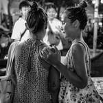 Two women, at Sunday Walking Street thumbnail