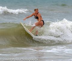 999_0465 (mylesfox) Tags: surfer girl wave board ocean sea surfing surf