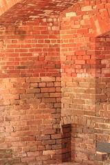 Fort Massachusetts (Zach Hawn) Tags: nationalparkservice westshipisland gulfislandsnationalseashore mississippi wildlife preserve naturalist nature gulfcoast gulfofmexico nps southeast barrierisland vacation travel