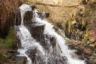 waterfall - birks of aberfeldy