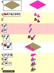 Crazy Ivan page 01 (origamiguy1971) Tags: firefly mal malcom reynolds zoe hoban wash book jayne simon river inara kaylee crazy ivan lego microscale spaceship moc model