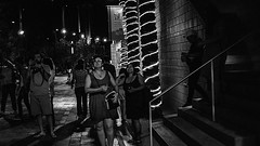 mesa 01659 (m.r. nelson) Tags: mesa arizona america southwest usa mrnelson marknelson markinaz blackwhite bw monochrome blackandwhite streetphotography urban downtownmesa artphotography