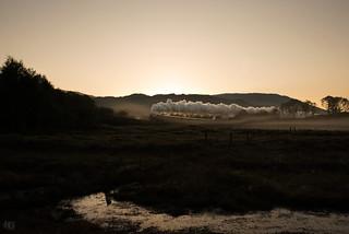 Black 5 No. 45157 'The Glasgow Highlander' - Lochaber Wetlands