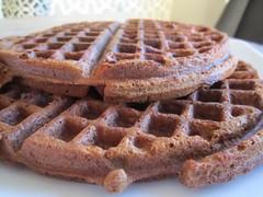 Deliciosa receita de waffles de gengibre sem glúten (meumoda) Tags: deliciosa gengibre gluten receita waffles