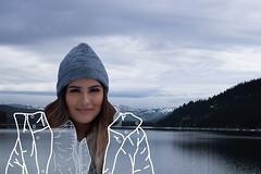 (hannahleonard28) Tags: mountain tshirt photoshop drawn tracing