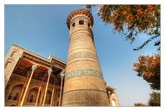 Bukhara UZ - Bolo Haouz Mosque 07 (Daniel Mennerich) Tags: silk road uzbekistan bukhara history architecture worldheritagesite bolohaouzmosque unesco
