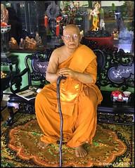 Ganesh Himal Museum (Steve Arena) Tags: thailandbirding2017 thailand 2017 nikon d750 chiangmai ganeshhimalmuseum buddha buddhism gold statue god beautiful temple wat